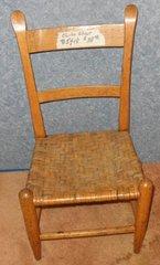 Chair - Child's Ladder Back Chair B5418