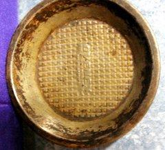 Pie Plate Small, Metal B963