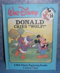 "Book - Donald Cries ""Wolf"" B4897"