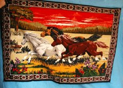 Horse Wall Tapestry  B2651