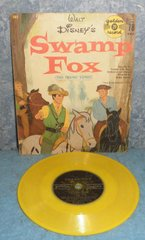 Record 78 RPM - Swamp Fox B4969