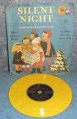 Record 78 RPM - Silent Night B4962