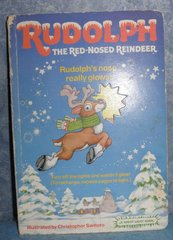 Book - Rudolph The Red Nosed Reindeer B4915
