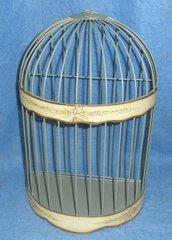 Bird Cage Planter Y1120