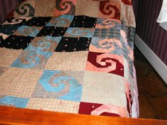 Quilt - Knotted Hap B0150