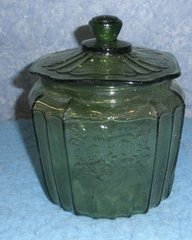 Cookie Jar Green Y906