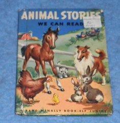 Book - Animal Stories B4757