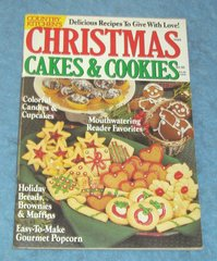 Vintage Country Kitchen Magazinr 1999 Cake and Cookies B4308