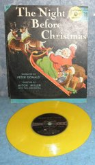 Record 78 RPM - The Night Before Christmas B4954