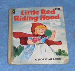 Book - Little Red Riding Hood B4764