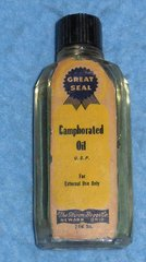 Camphorated Oil - Great Sea; - B5353