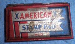 Ink Stamp Pad B3858