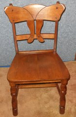 Chair - Solid Maple B5417