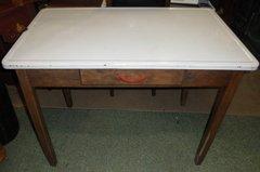 Enamel Top Table B4940
