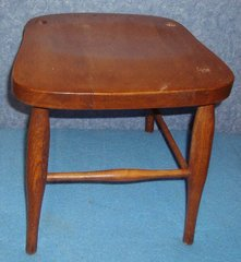 Antique 1/2 Chair---(Stool) B4006