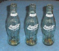Classic Coke Bottle B2631