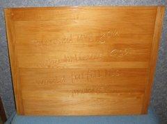Cutting Board - Wood B5866