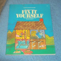 Vintage Fix It Yourself Book B4348