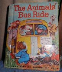 Book - The Animals Bus Ride B4768