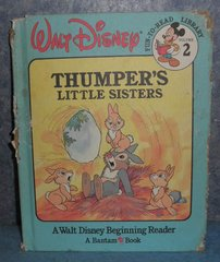 Book - Thumper's Little Sisters B4891