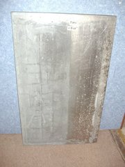 Zinc Hoosier Work Top B3921