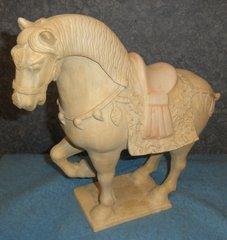 Chalk Horse (white)  B5682