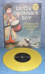 Record 78 RPM - Little Drummer Boy B4965