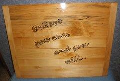 Cutting Board - Wood B5869