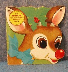 Book - Rudolph The Red Nose Reindeer B2367