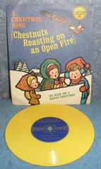 Record 78 RPM - Chestnuts Roasting on an Open Fire B4961