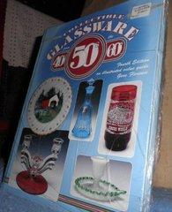 Book - Collectable Glassware 40,50&60's B4820