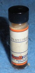 Bottle Oil of Wintergreen B5072