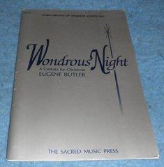 "Book ""Wondrous Night"" B5320"