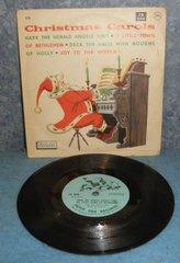 Record 78 RPM - Christmas Carols B4976