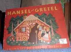 Book - Hansel And Gretel B4798