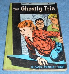 "Book ""The Ghostly Trio"" B5339"
