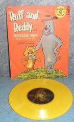 Record 78 RPM - Ruff and Reddy B4949