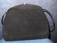 Evening Bag - Black B164