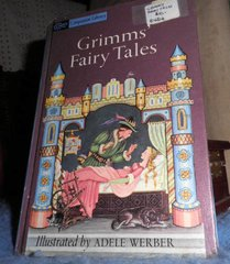 Book - Grimms Fairy Tales B4802