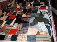Patchwork Quilt B2595