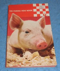 The Purina Hog Book  B5864