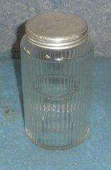 Hoosier Coffee Jar RS158