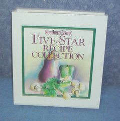 Vintage Cookbook - Five Star Recipe Collections B4168