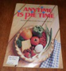 Anytime is Pie Time Cookbook B4567