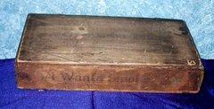 Cigar Box - Wooden B1065