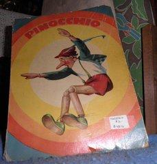 Book - Pinocchio B4816