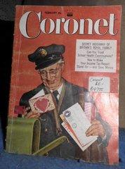 Book - Coronet - Feb 1956 B4775