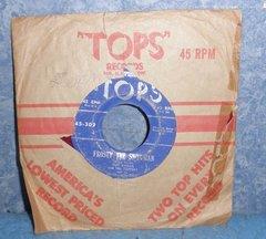 Record 78 RPM - Topps Record B4979