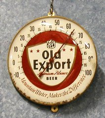 Old Export Thermometer B1733