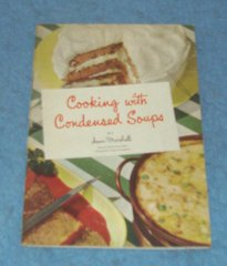 Vintage Cooking With Condensed Soups B4260